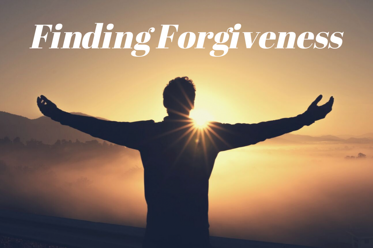 Finding Forgiveness - October 2019 Mission Moments - Pastor Bob Marchant River of Life Mission Executive Director